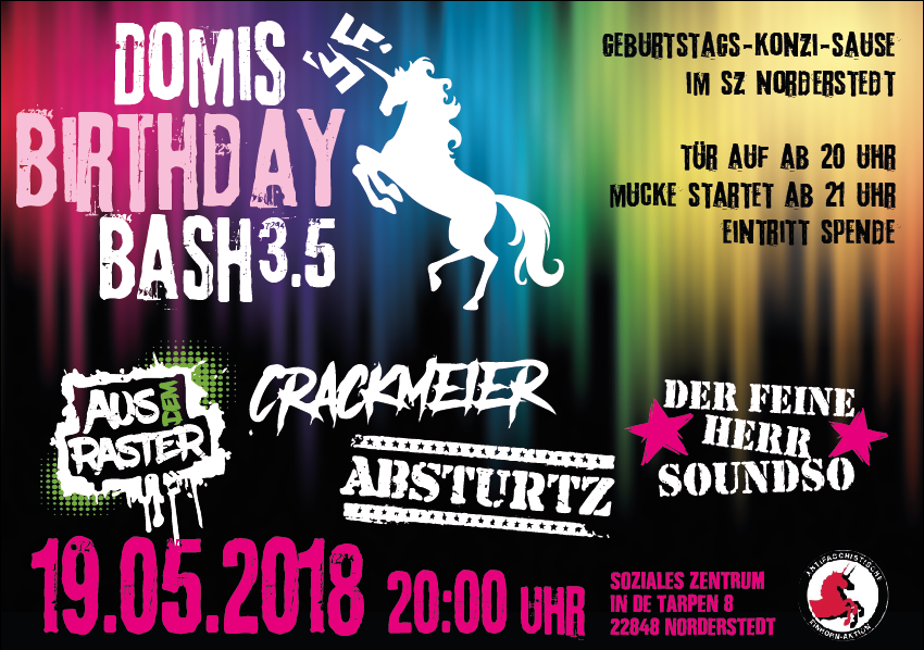 Birthdaybash